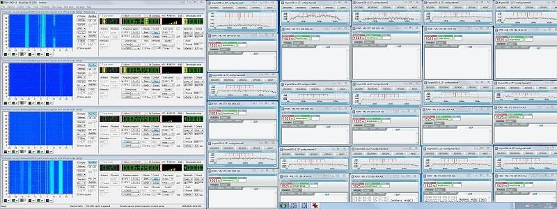 Krypto decoder SRM receiver integrated
