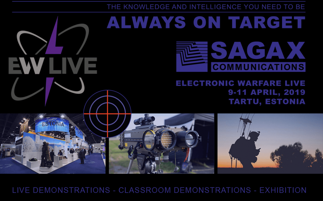 EW Live 2019 with Sagax Communications