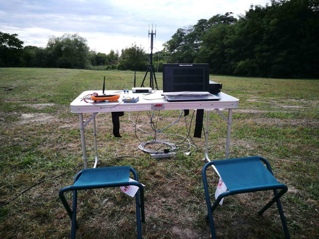 antenna field trials